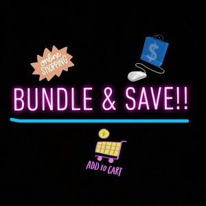 BUNDLE & SAVE for great deals @katie12ericson 🤩!